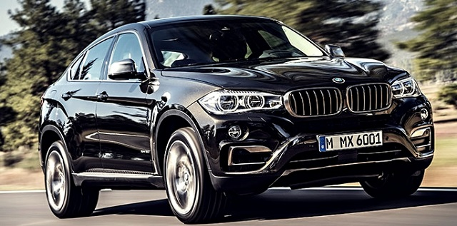 2019 BMW X6 Redesign and Changes - 2019 and 2020 New SUV Models