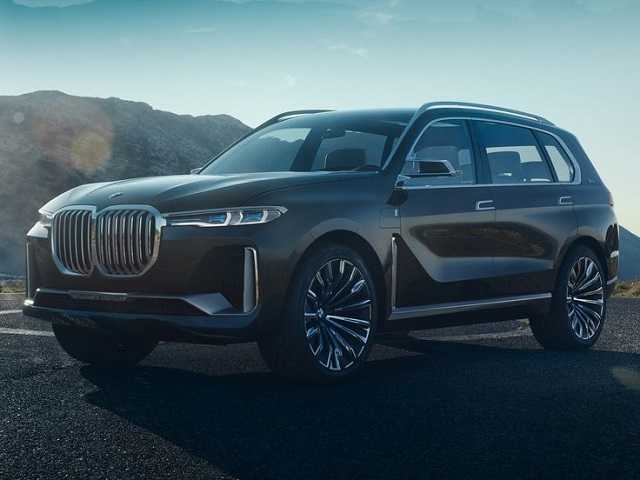 2021 bmw x8 - the most expensive bmw vehicle