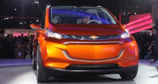 2018 Chevy Bolt Electric SUV