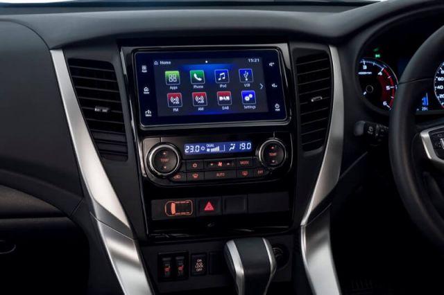 2018 Mitsubishi Montero Sport interior - 2019 and 2020 New SUV Models