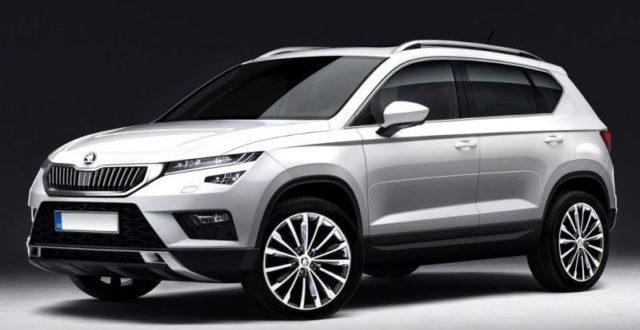 2018 Skoda Yeti Facelift - 2019 and 2020 New SUV Models