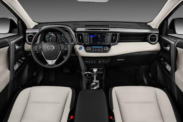 2017 Subaru Crosstrek Colors >> 2018 Toyota RAV4 Hybrid interior - 2019 and 2020 New SUV Models