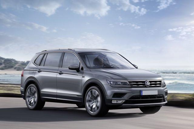 2018 VW Tiguan Allspace Specs, Price - 2019 and 2020 New ...