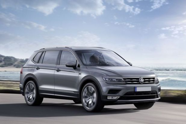 2018 vw tiguan allspace specs price 2019 and 2020 new suv models. Black Bedroom Furniture Sets. Home Design Ideas