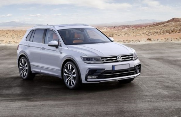 2018 vw tiguan r line release date specs 2019 and 2020 new suv models. Black Bedroom Furniture Sets. Home Design Ideas