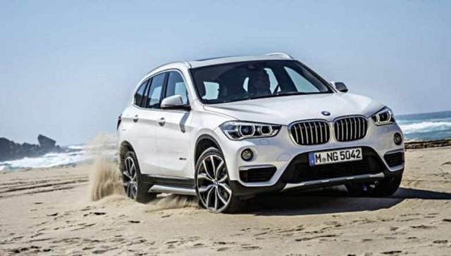 2019 BMW X1 Redesign, Changes