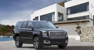 2019 GMC Yukon review