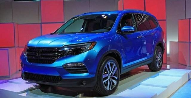2019 Honda Pilot Hybrid Review - 2019 and 2020 New SUV Models