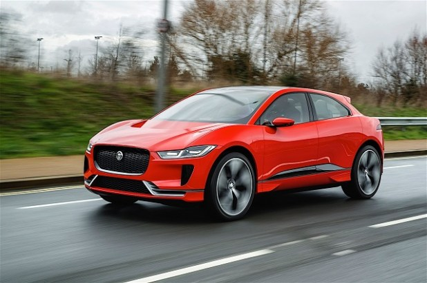 2019 Jaguar I-Pace EV