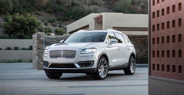 2019 Lincoln Nautilus Suv Is The Mkx Replacement 2019