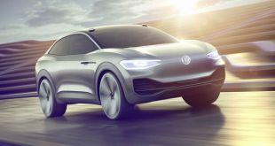 2019 VW ID Crozz front