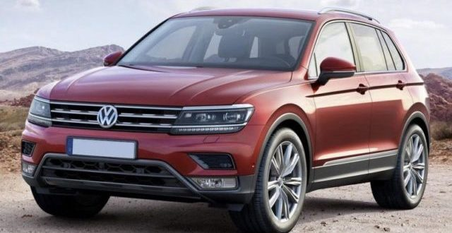 2019 vw tiguan rumors  specs