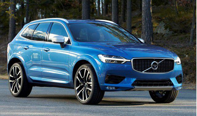 2019 Volvo XC60 Elegant and Stylish SUV - 2019 and 2020 ...