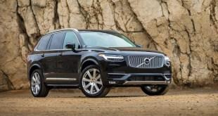 2019 Volvo XC90 rear