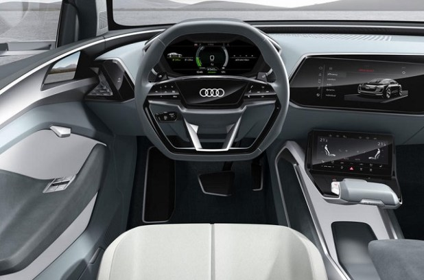 2019 audi e-tron quattro interior