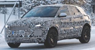 2019 jaguar e-pace spy pics
