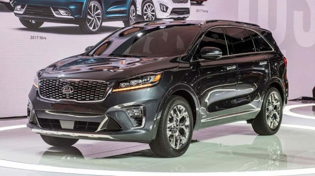 2019 Kia Sorento Changes, Redesign - 2019 and 2020 New SUV ...