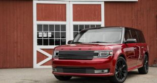 Ford Flex Will Be Discontinued After 2019 Model Year