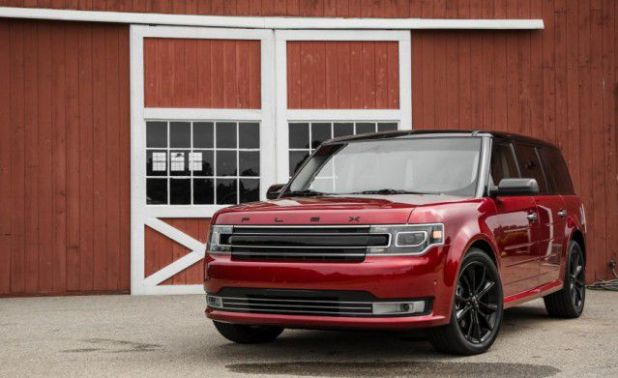 Ford Flex Will Be Discontinued After  Model Year