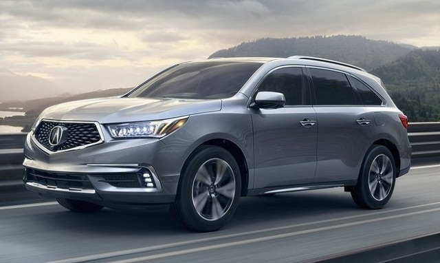 2018 acura mdx hybrid and redesign 2019 and 2020 new suv models. Black Bedroom Furniture Sets. Home Design Ideas