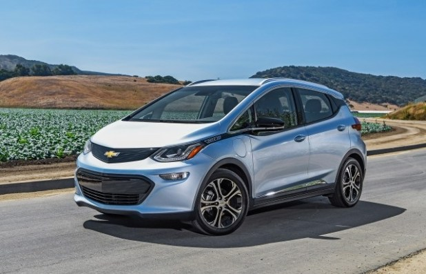 2018 Buick small SUV will be based on the Chevy Bolt EV