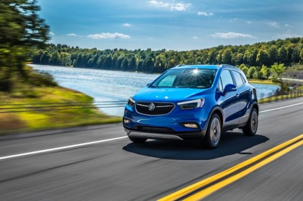 2018 Buick small SUV will be based on the Chevy Bolt EV specs