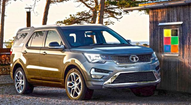 2018 Tata Safari News, Rumors - 2019 and 2020 New SUV Models