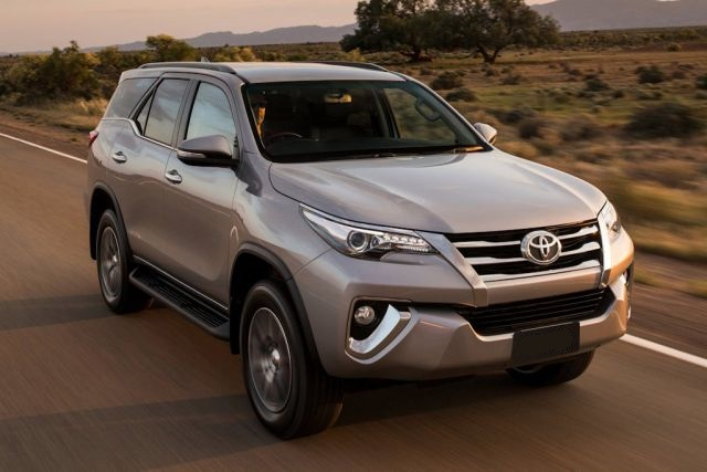 2018 Toyota Fortuner Specs, Price - 2019 and 2020 New SUV ...