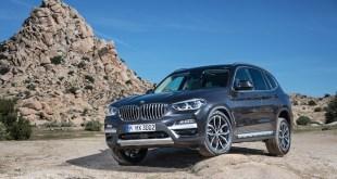 2019 BMW X3 eDrive review
