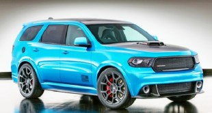 2019 Dodge Durango SRT review