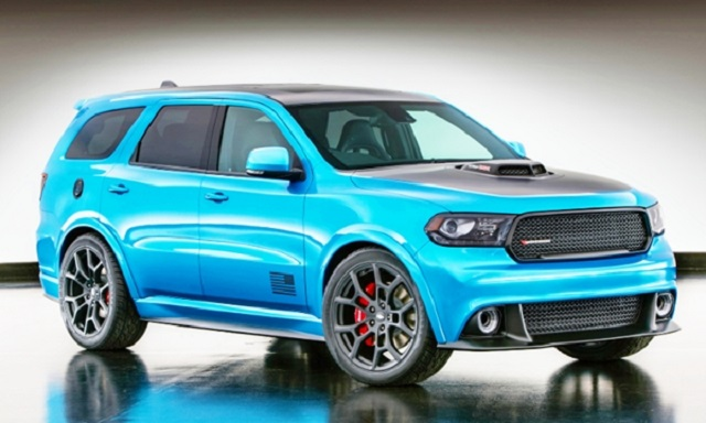 2019 Dodge Durango Srt Review 2019 And 2020 New Suv Models