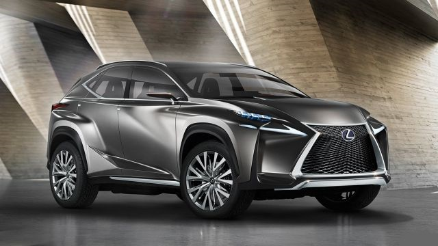Attractive 2019 Lexus RX 350 Front View