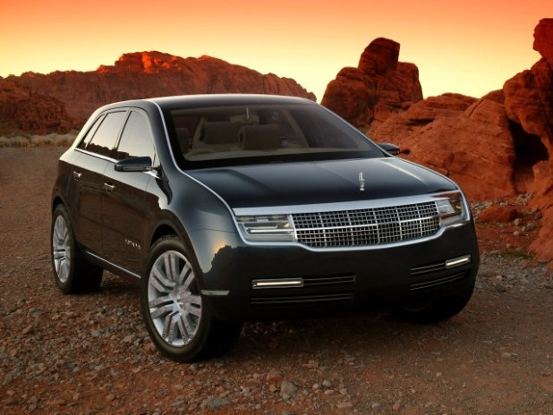 2019 Lincoln Aviator front