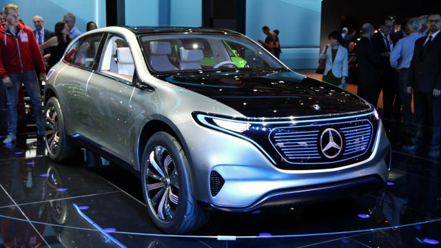 2019 Mercedes Eq Concept 2019 And 2020 New Suv Models
