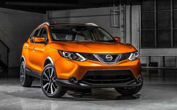 2019 Nissan Rogue Sport front
