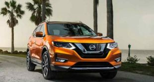 2019 Nissan Rogue front