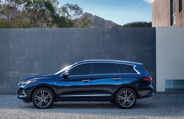 2019 infiniti qx60 side view