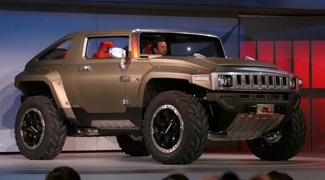 2018 Hummer H3 Concept Rumors - 2019 and 2020 New SUV Models