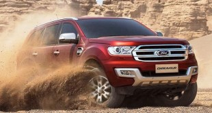 2018 ford endeavour review