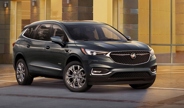 2019 buick enclave  2019 and 2020 new suv models