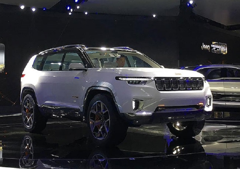 2019 Jeep Grand Cherokee Release date - 2019 and 2020 New ...