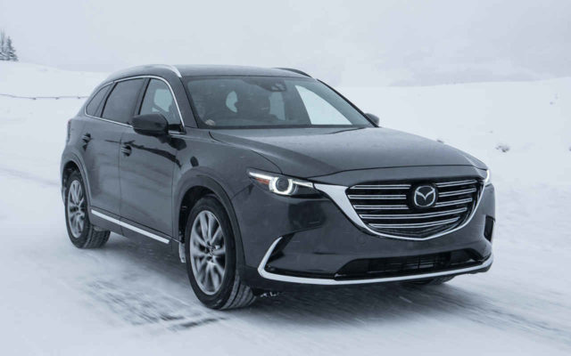 Awesome 2019 Mazda CX 9 Side