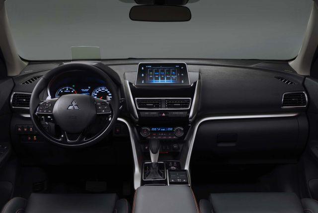 2019 Mitsubishi Eclipse Cross interior - 2019 and 2020 New ...