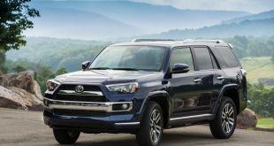 2019 Toyota 4Runner front