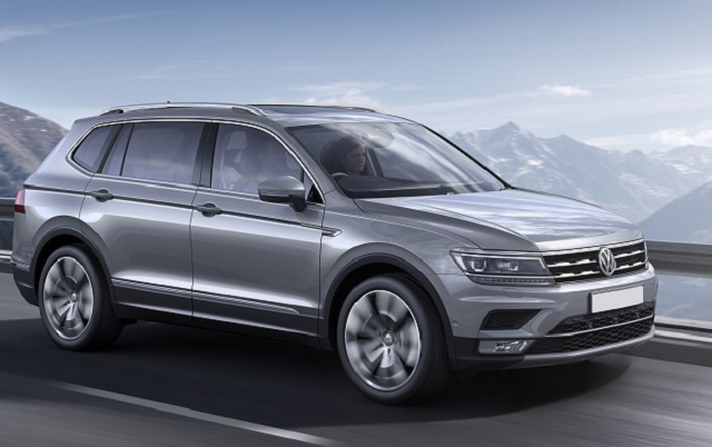 2019 vw tiguan allspace 2019 and 2020 new suv models. Black Bedroom Furniture Sets. Home Design Ideas