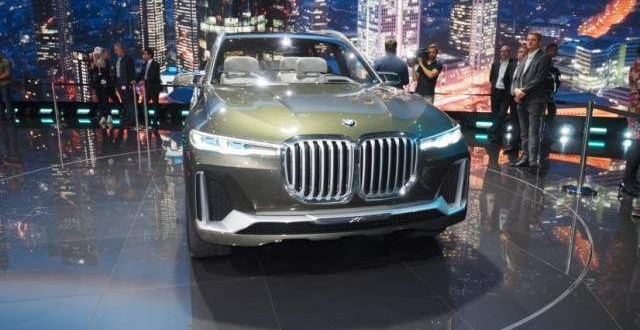 2019 BMW Fuel Cell SUV Review - 2019 and 2020 New SUV Models