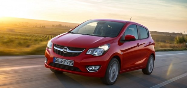 2018 Opel Karl EV review