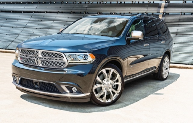 Dodge Durango Mpg >> 2019 Best Full-Size SUV - 2019 and 2020 New SUV Models