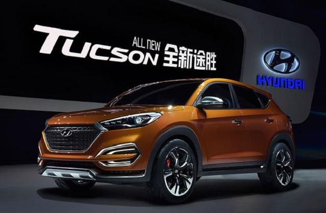 2019 Hyundai Tucson - 2019 and 2020 New SUV Models