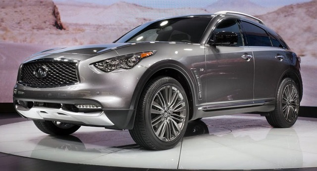 2019 infiniti qx70 review, changes - 2019 and 2020 new suv